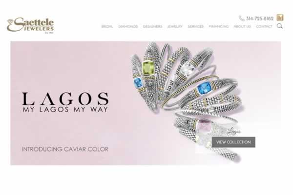 Jewelry Website Design Specialists